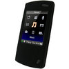 View Item iGadgitz Black Silicone Skin Case Cover for Sony Walkman NWZ-S540 Series + Screen Protector ( NWZ-S544, NWZ-S545, NWZS544, NWZS545, NWZ-S544B, NWZ-S544V, NWZ-S544R, NWZ-S545B, NWZ-S545V, NWZ-S545R )